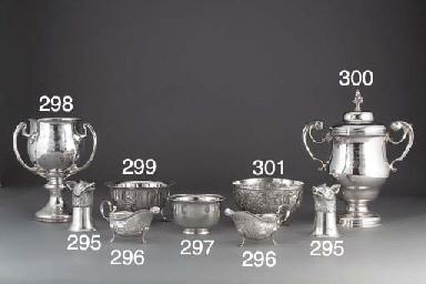 A George III Irish Silver Bowl