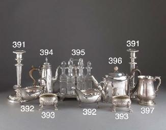 A George III Silver Mug