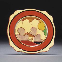 An Autumn Plate