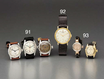Rolex. A lot of two lady's wri