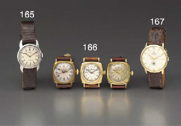 Rolex. A lot of three gilt and