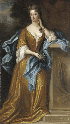 Portrait of Lady Elizabeth Ger