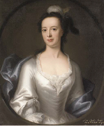 Portrait of Lucy, Lady Gage, d