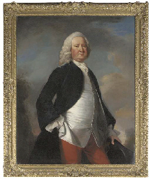 Portrait of Sir Watkin William