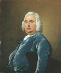 Portrait of John Heath of Derb