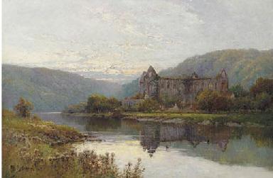 Tintern Abbey, on the Wye