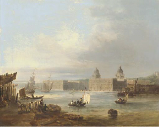 The Royal Naval College, Green