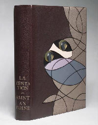 [REDON] -- FLAUBERT, Gustave (