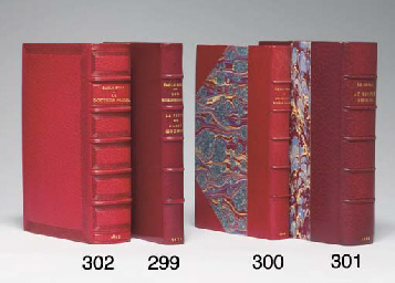 ZOLA, Emile (1840-1902). Les Rougon-Macquart. Le Docteur Pascal . Paris: G...