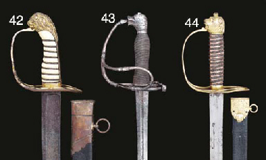 A BROADSWORD, AND A RAPIER