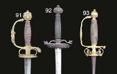 A TRANSITIONAL SMALL-SWORD