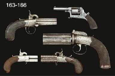 A 54-BORE SIX-SHOT PERCUSSION