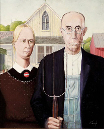 American Gothic (from The Play