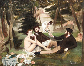 Luncheon on the Grass (from Th