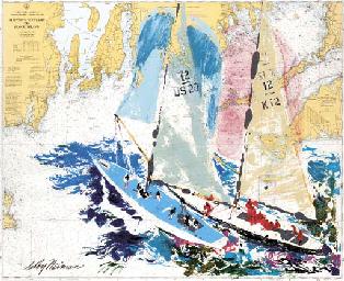 Girgaglia Yacht Race/The Ameri
