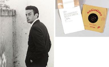 BRUCE, Lenny (1925-1966). Type