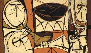 Untitled (Three Musicians)