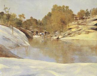 Deighton River Crossing III