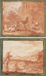 Claude Gillot (1673-1722)