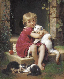 Her Favourite Pet