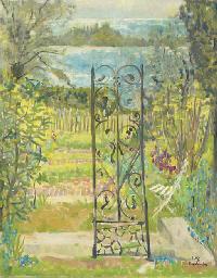 Le jardin a Beaulieu