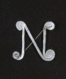 N (initial pin)