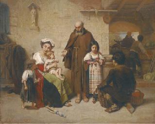 The family at prayer