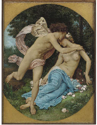 Flora and Zepherus