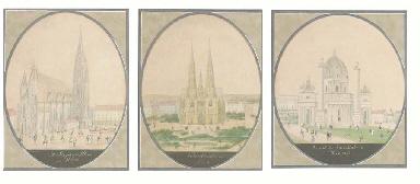 The Karlskirche, St Stephans,