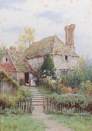 A Sussex cottage