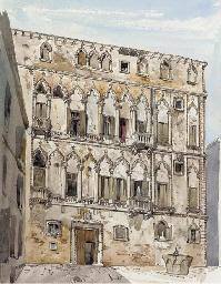 Palazzo Orfei, Venice