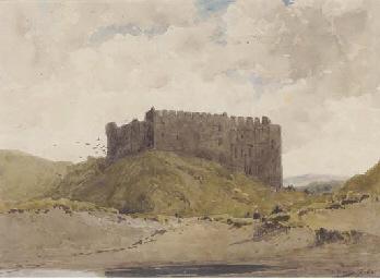 Manorbeer Castle, Pembroke
