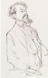 Emlyn Williams as Charles Dick