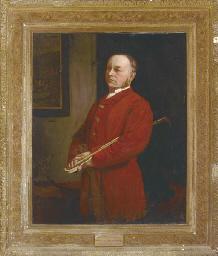 Portrait of Charles F. Leney,