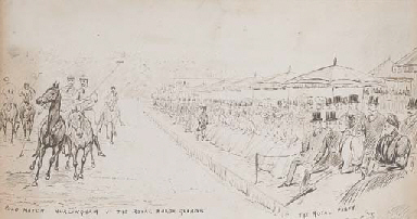 Hurlingham versus The Royal Ho