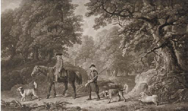Labourers; and Game keepers, b