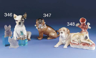 A Royal Vienna porcelain model