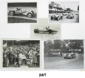 French Racing Cars & Drivers a