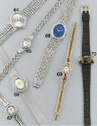 Jaeger-leCoultre: A lady's pin