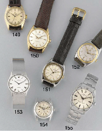ROLEX: A GOLD AND STAINLESS ST