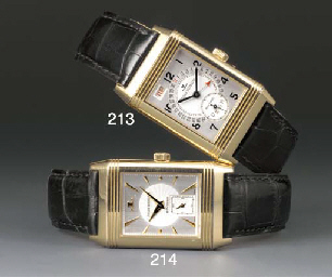 Jaeger-leCoultre: An 18ct. pin