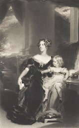 The Countess Gower and Lady El