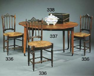 TABLE DE SALLE A MANGER DU XIX