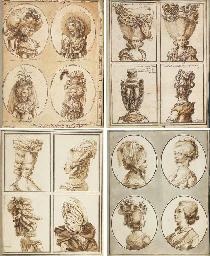 Un album de 137 dessins représ