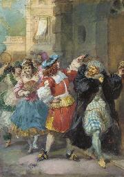 L'Etourdi, d'après Molière (Ac