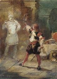 Don Juan, d'après Molière (Act