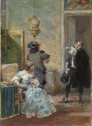 Le Tartuffe, d'après Molière (