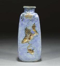 A Stoneware Vase