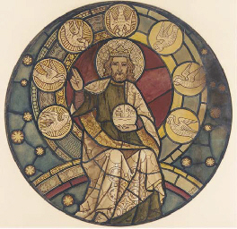 A Stained Glass Window Design
