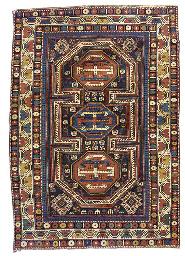 A fine antique Shirvan rug